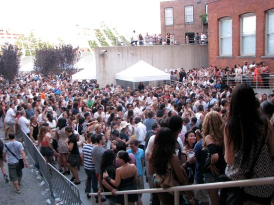 MoMA PS1 Warm Up