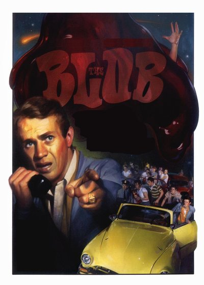 The Blob (1958) trailer