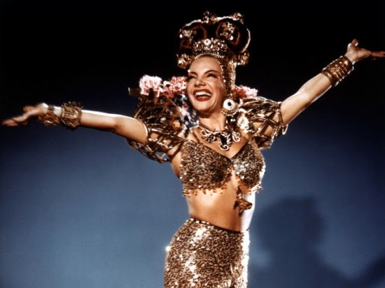 Carmen Miranda, Chica Chica Boom Chic