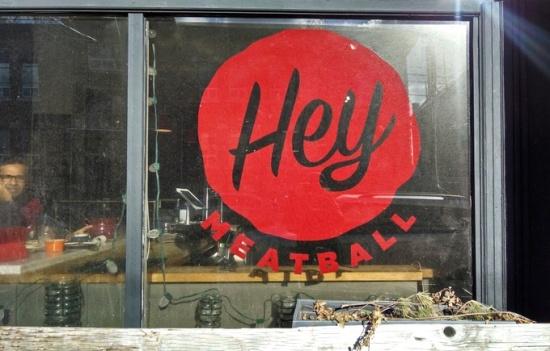 Hey Meatball restaurant