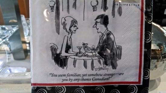You seem familiar, New Yorker Cartoon