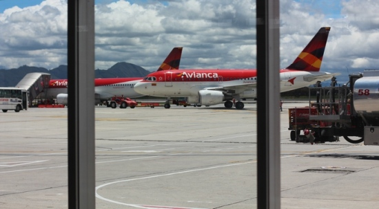 Avianca, El Dorado International Airport