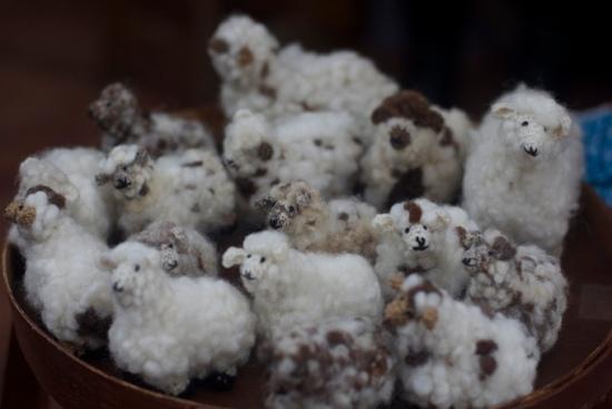Artisanal sheep