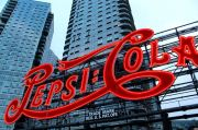 Pepsi Cola sign, Gantry State Park.